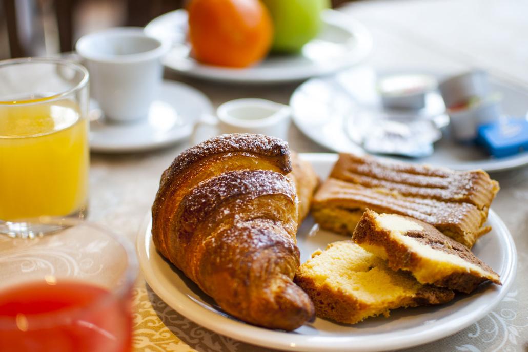 Dolci della colazione